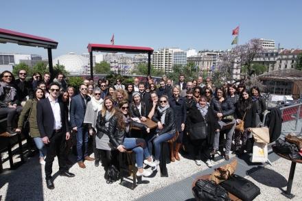 Foire de Paris - Photo d'équipe