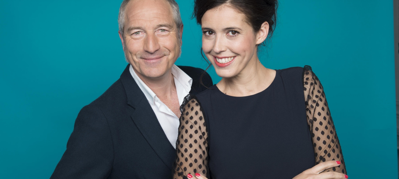 Stéphane Marie et Carole Tolila : ambassadeurs Foire de Paris 2018
