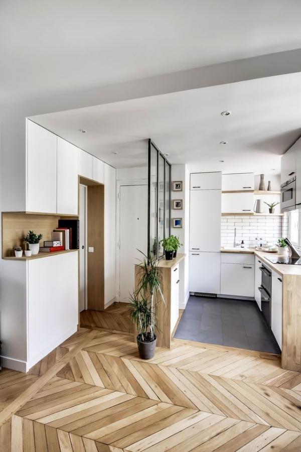Comment agrandir l'entrée d'un appartement ?