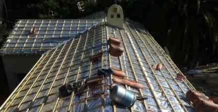 Foire de Paris 2018 - L'esthétique de la toiture
