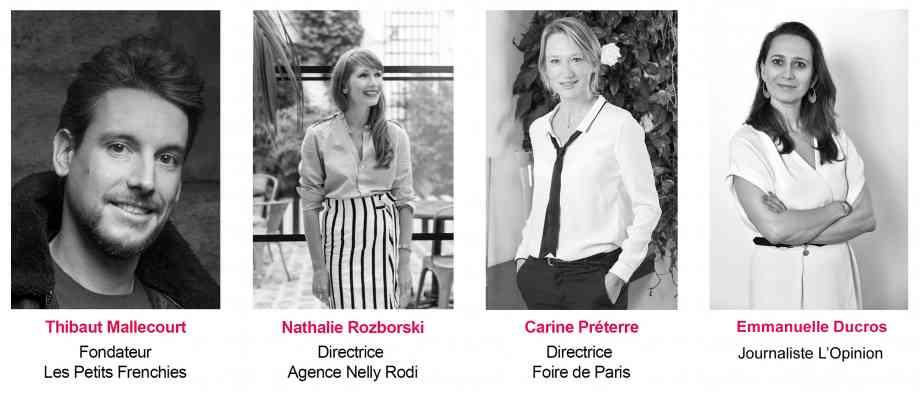Jury Start Up Foire de Paris