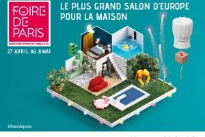 logoth que foire de paris foire de paris. Black Bedroom Furniture Sets. Home Design Ideas