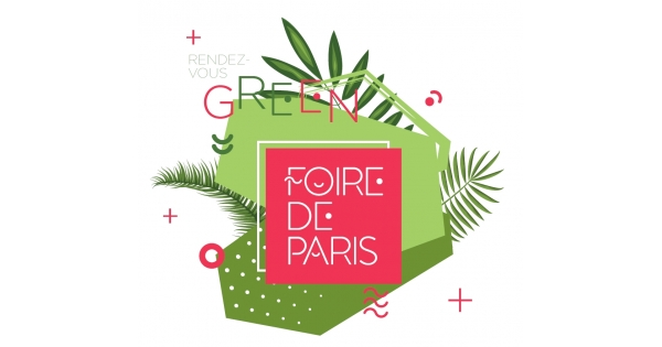 la green mania s empare de foire de paris 2018 vos. Black Bedroom Furniture Sets. Home Design Ideas