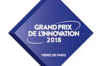 Logo du Grand de l'innovation 2018 de Foire de Paris