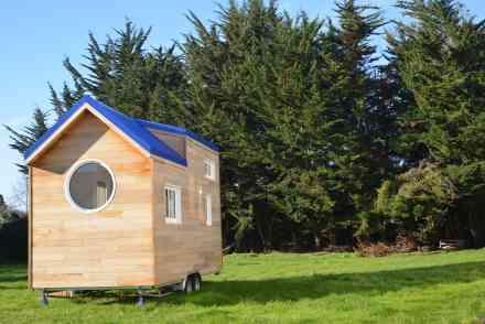 La tiny house Susy de l'Atelier des Branchés