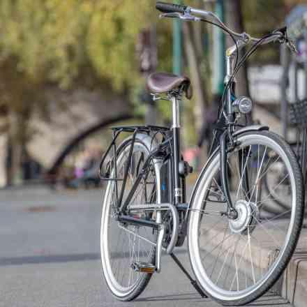 Vélo électrique innovant de Momenum Electric