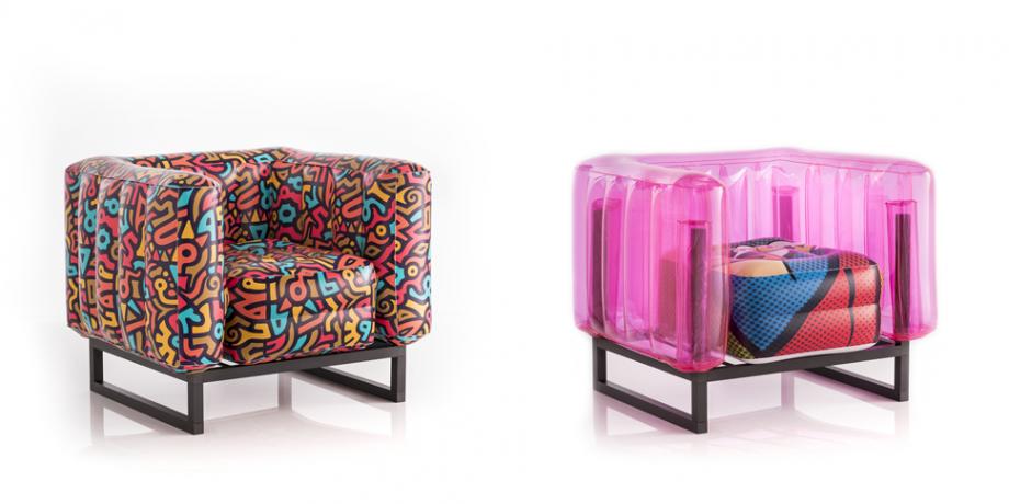 Mojow fauteuils Foire de Paris 2019