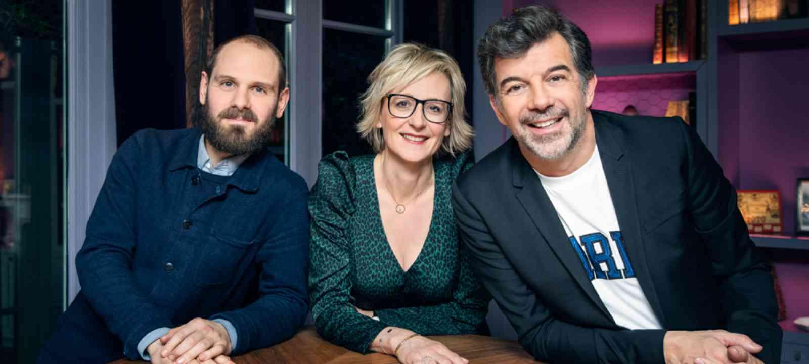 Les experts Foire de Paris 2019 - Stéphane Plaza - Sylvie Adigard - NellyRodi
