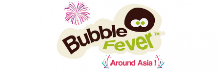Bubble Fever Around Asia