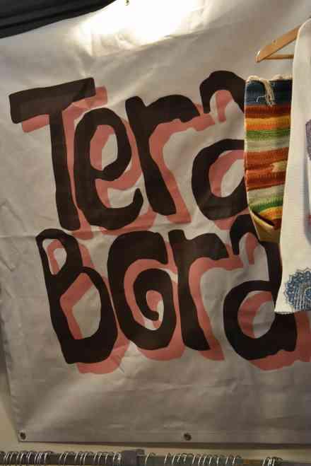 Les vêtements chic bohem de Tera Bora