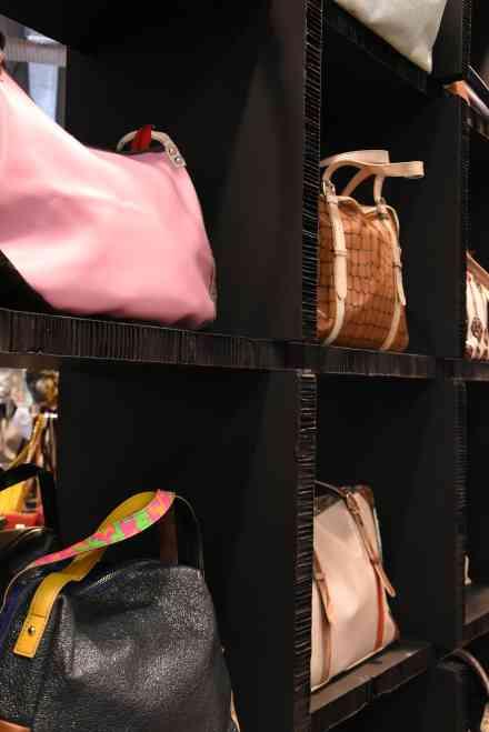Les sacs à main tendances de la marque EBarrito Milano