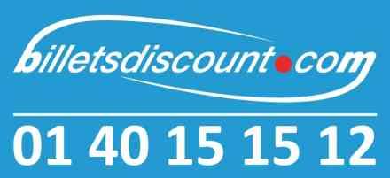 logo billets discount