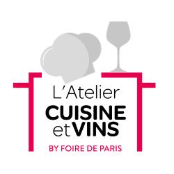 Logo atelier cuisine et vins