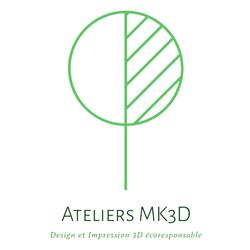 MK3D Logo