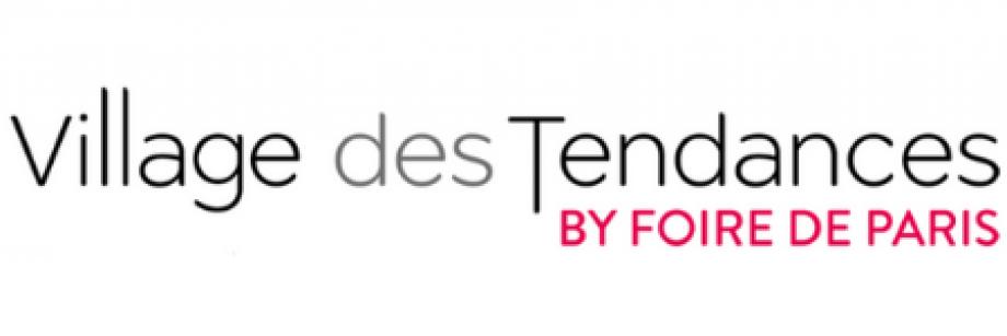 Logo Village des Tendances by Foire de Paris