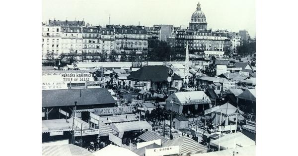 Les vertes ann es 1904 1925 foire de paris - Foire de paris horaires ...