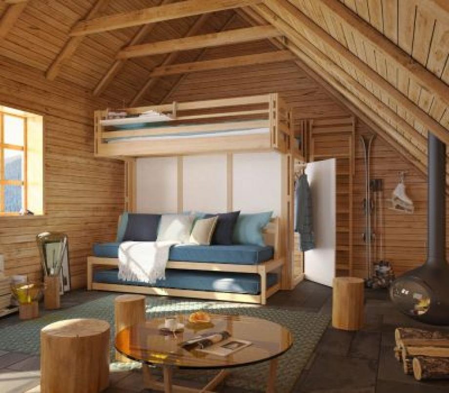 Foire de Paris Hors-série Maison - Mezzanine - espace Loggia