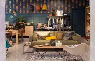 Concept store Home Autour du monde sur Foire de Paris Hors-Série Maison