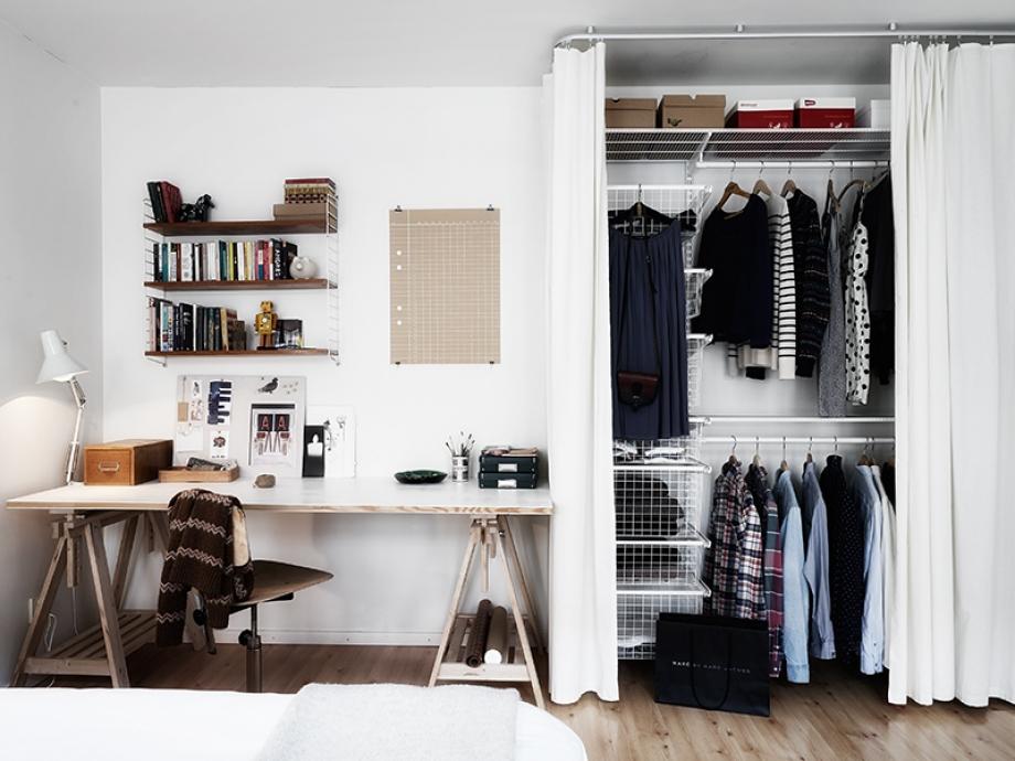Foire de Paris Hors-série Maison - Bureau et dressing en enfilade