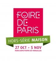 Logo Foire de Paris Hors Série Maison 2017 Foire d'Automne