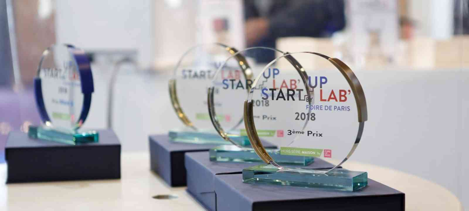 prix start up lab