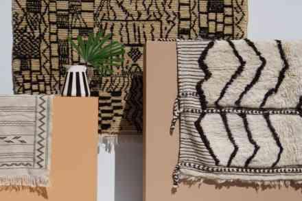 Tapis berbere Hors-Série Maison