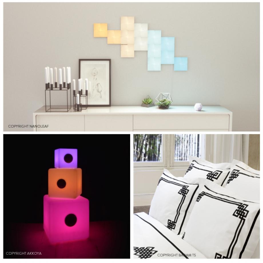 Couleur Plafond Pour Agrandir Piece conseils couleurs dans la chambre à coucher