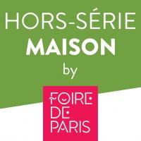 Logo Hors-Série Maison by Foire de Paris