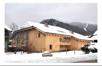 JKA - Jérémie Koempgen Architecture ©Jérôme Aich