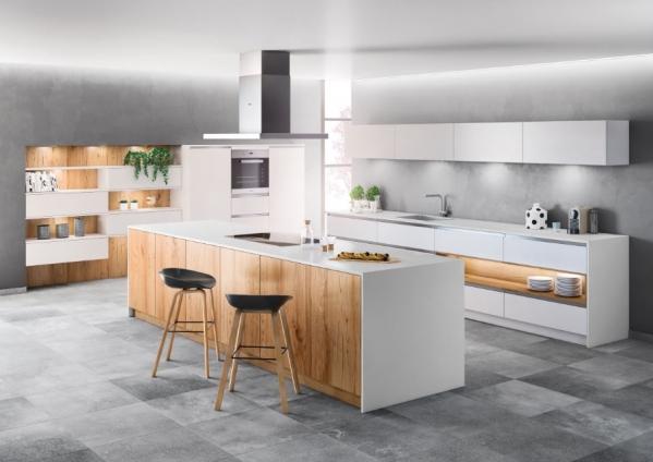 cuisine en couloir simple une cuisine couloir with cuisine en couloir beautiful image cuisine. Black Bedroom Furniture Sets. Home Design Ideas