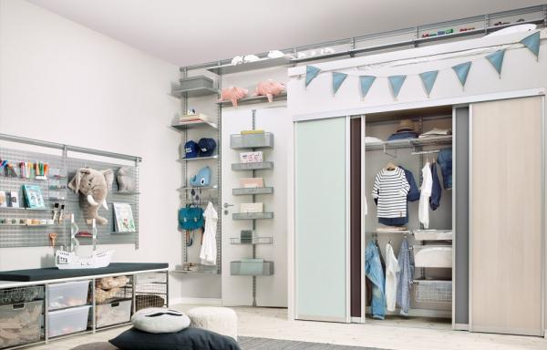 Comment aménager une petite chambre d'enfant ?