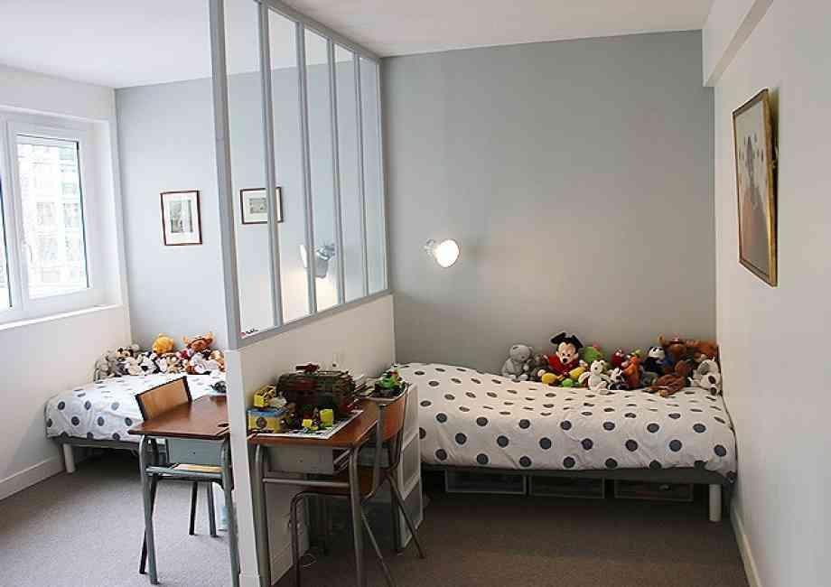 La verrière chambre enfant