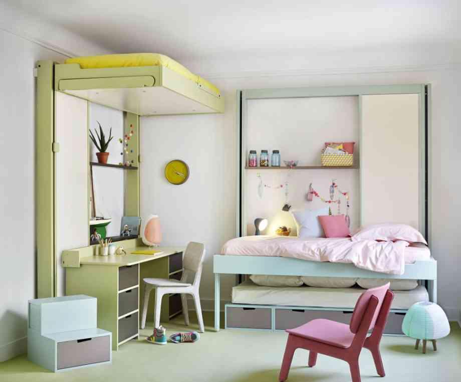 Mezzanines pour enfant