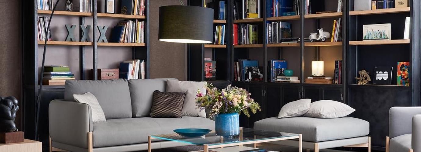 Notre sélection de canapés pour un salon contemporain - Foire de Paris