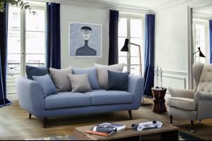 Notre Selection De Canapes Pour Un Salon Contemporain Foire De Paris