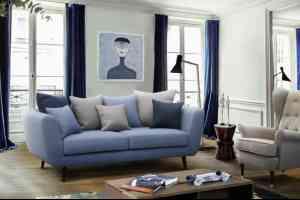 Notre sélection de canapés pour un salon contemporain