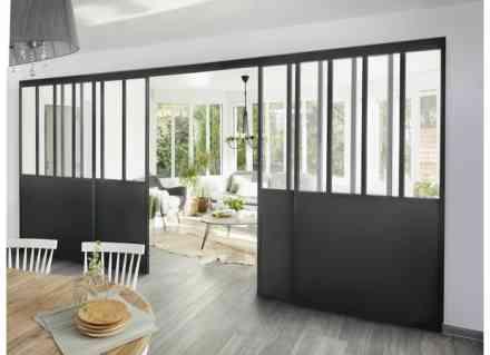 Verrière Lapeyre idéal pour créer une pièce supplémentaire grâce à sa modularité
