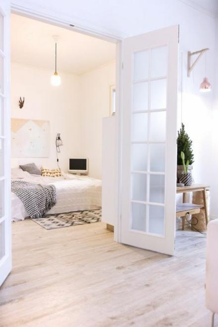 Couleur Chambre Orientee Nord : Comment rendre lumineuse une chambre orientée nord