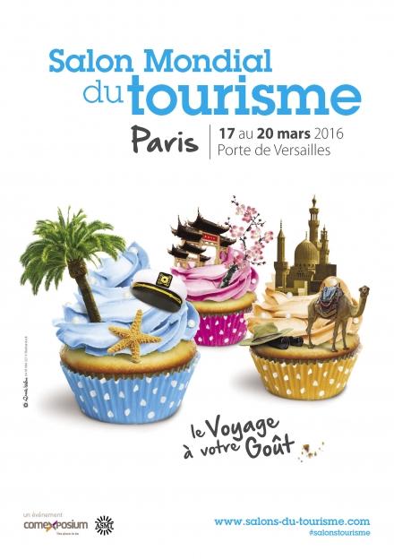 Le salon mondial du tourisme votre rendez vous for Salon du tourisme en france
