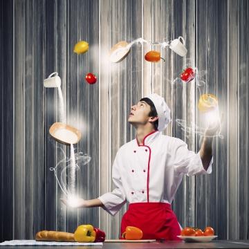 découvrez l'univers de la gastronomie à Foire de Paris