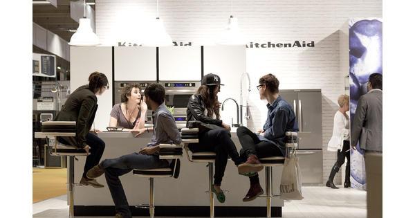 d couvrez les collections des meilleurs cuisinistes foire de paris. Black Bedroom Furniture Sets. Home Design Ideas