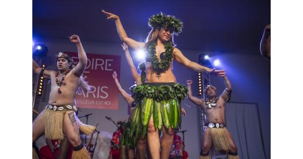 Festival tropiques en f te sur foire de paris 2016 une - Presse agrume foire de paris ...