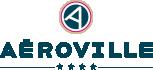 logo Aéroville