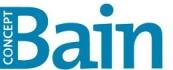 logo concept bain
