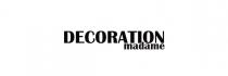 logo décoration madame
